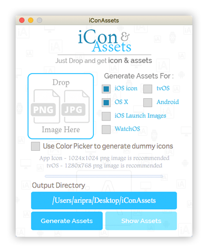 Icon & Assets